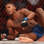 Video: Noqueó en 7 segundos, pero se lesionó celebrando durante UFC 263