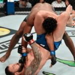 Espeluznante finalización: Paul Craig le rompió el brazo a su rival en UFC 263