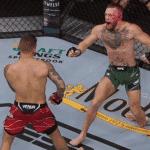 Las primeras palabras de Conor McGregor tras fracturarse en UFC 264