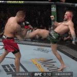 Video: Se confirma que Dustin Poirier fue quien fracturó a Conor McGregor