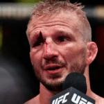 Espantoso corte de TJ Dillashaw se lleva las miradas en UFC