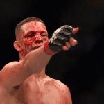 Nate Díaz se burla de Conor y McGregor responde