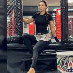 Malas noticias para Liana Jojua, quien no podrá pelear en UFC Vegas 34