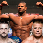 Alistair Overeem critica a Brock Lesnar y CM Punk por hacer lucha libre