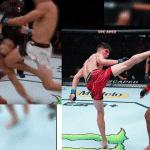 Chile saca pecho: Dos KO impresionantes que han logrado los peleadores chilenos