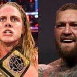 Superestrella de la WWE le manda mensaje a Conor McGregor