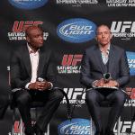 Anderson Silva ve viable una pelea contra GSP, pero culpa a Dana White de trabarla