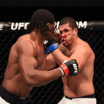 El furioso debut Francis Ngannou en UFC