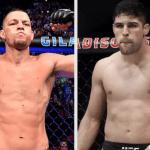 Nate Díaz insiste y quiere a Vicente Luque como próximo rival en UFC